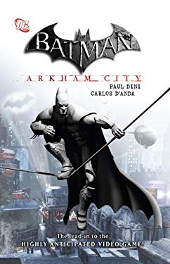 Batman: Arkham City 9781401232559