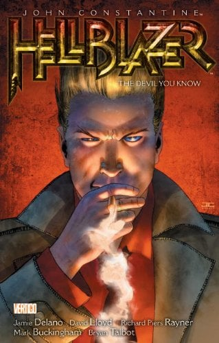 John Constantine, Hellblazer Vol. 2: The Devil You Know (New Edition) 9781401233020