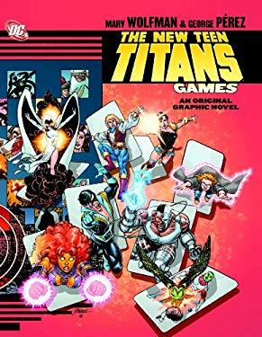 New Teen Titans: Games 9781401233228