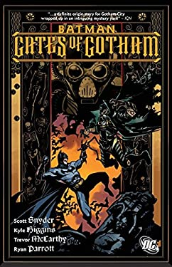 Gates of Gotham 9781401233419