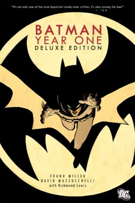 Batman: Year One 9781401233426