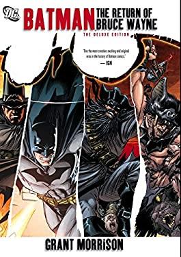 Batman: The Return of Bruce Wayne 9781401233822