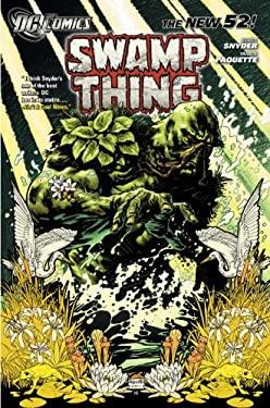 Swamp Thing Vol. 1: Raise Them Bones (the New 52) 9781401234621