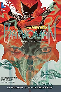 Batwoman Vol. 1: Hydrology (the New 52) 9781401234652