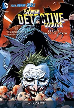 Batman Detective Comics: Faces of Death, Volume 1 9781401234669