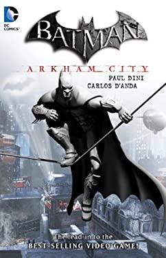 Batman: Arkham City 9781401234935