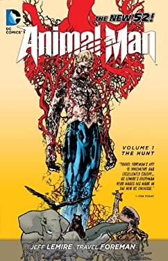 Animal Man, Volume 1: The Hunt 9781401235079