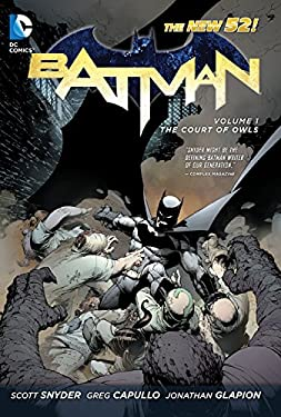 The Court of Owls 9781401235413