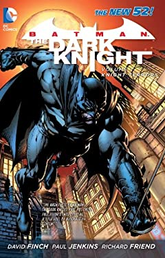 Batman: The Dark Knight Vol. 1: Knight Terrors (the New 52) 9781401235437