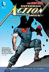 Superman Action Comics Volume 1: Superman and the Men of Steel TP (The New 52) 20485212