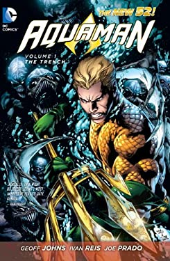 Aquaman Vol. 1: The Trench (the New 52) 9781401235512