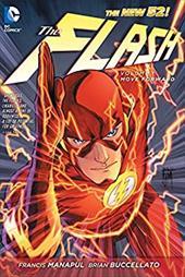 The Flash Vol. 1: Move Forward (the New 52) 18039331
