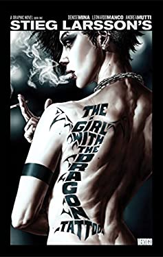 The Girl with the Dragon Tattoo Book 1 9781401235574