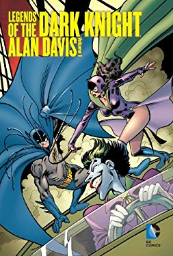 Legends of the Dark Knight: Alan Davis 9781401236816