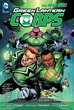 Green Lantern Corps Vol. 1: Fearsome (the New 52) 9781401237011