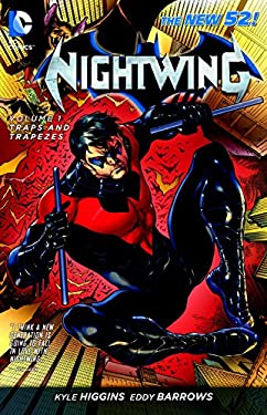 Nightwing Vol. 1: Traps and Trapezes (the New 52) 9781401237059