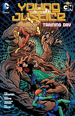 Young Justice Vol. 2: Training Day 9781401237486