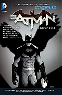 Batman Volume 2: The City of Owls HC (The New 52) 9781401237776