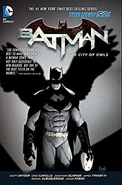 Batman Volume 2: The City of Owls HC (The New 52)