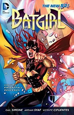 BATGIRL 2 KNIGHTFALL DESCENDS 9781401238162