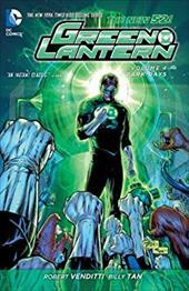 Green Lantern Vol. 4: Dark Days (The New 52) 22746739
