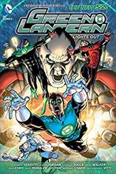 Green Lantern: Lights Out (The New 52) 22426006