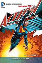 Superman: Action Comics Vol. 5: What Lies Beneath (The New 52) 22432041