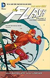 The Flash Vol. 5: History Lessons (The New 52) 22503958