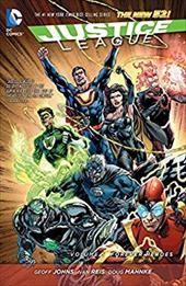 Justice League Vol. 5: Forever Heroes (The New 52) (Justice League: the New 52) 22375372