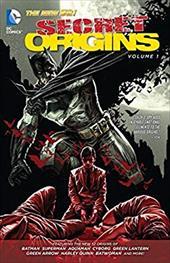 Secret Origins Vol. 1 (The New 52) 22430465