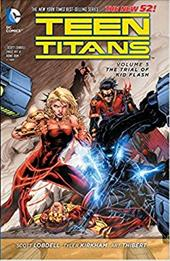 Teen Titans Vol. 5: The Trial of Kid Flash (The New 52) 22557854