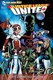 Justice League United Vol. 1: Justice League Canada (The New 52) 22485513