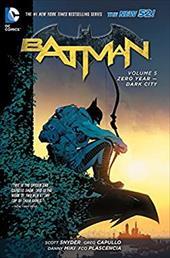 Batman Vol. 5: Zero Year - Dark City (The New 52) (Batman (DC Comics Paperback)) 23304374