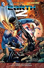 Earth 2 Vol. 5: The Kryptonian (The New 52) (Earth 2: The New 52!) 23456793