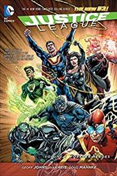 Justice League Vol. 5: Forever Heroes (The New 52) (Justice League: the New 52) 22521635