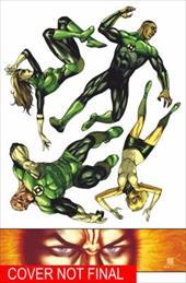 Green Lantern Corps Vol. 6: Reckoning (The New 52) 23658053