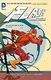 The Flash Vol. 5: History Lessons (The New 52) 23751841