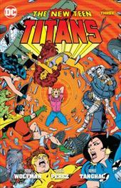 New Teen Titans Vol. 3 23094274