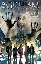 Gotham by Midnight Vol. 2: Rest in Peace 23006543