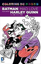 Coloring DC: Batman: Mad Love Featuring Harley Quinn (Dc Comics Coloring Book) 23183886