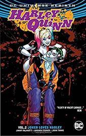 Harley Quinn Vol. 2: Joker Loves Harley (Rebirth) 23815985