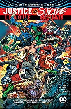 Justice League vs. Suicide Squad (Jla (Justice League of America))