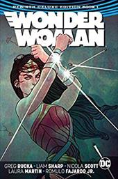 Wonder Woman: The Rebirth Deluxe Edition Book 1 (Rebirth) (Wonder Woman Rebirth) 23832029