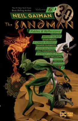 The Sandman Vol. 6: Fables & Reflections 30th Anniversary Edition