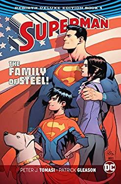 Superman: The Rebirth Deluxe Edition Book 4 (Superman: Rebirth)