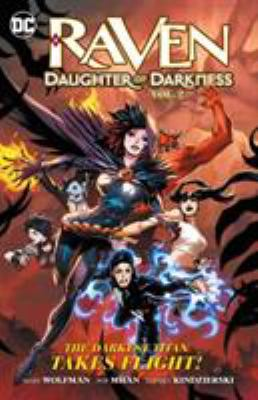 Raven: Daughter of Darkness Vol. 2