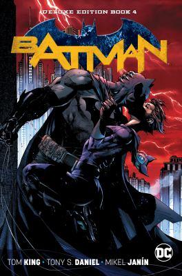 Batman Deluxe Edition Book 4