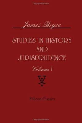 Studies in history and jurisprudence: Volume 1