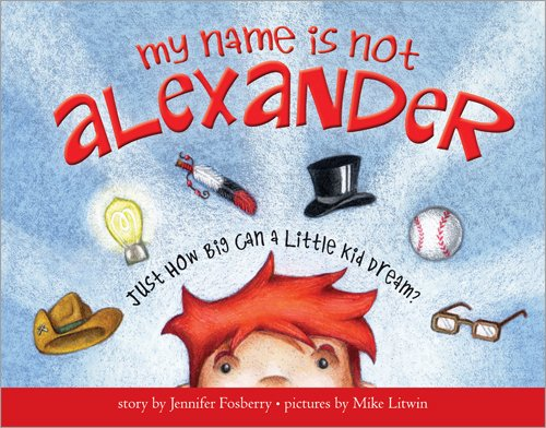 My Name Is Not Alexander 9781402254338