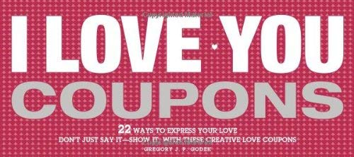 I Love You Coupons 9781402261947